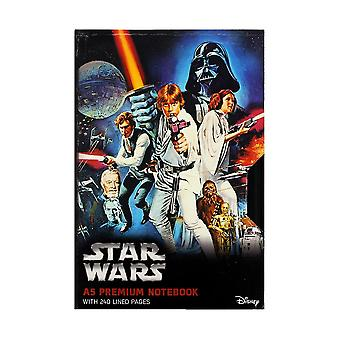 スター・ウォーズ、ノートブック - 新しい希望VHS