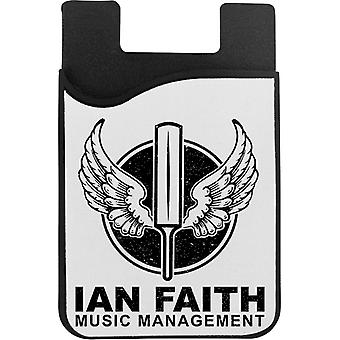 Spinal Tap Ian Faith Music Management Phone Card Holder