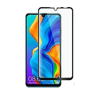 FONU gehärtetes Glas 2.5D Voller Abdeckung Bildschirm Protektor Huawei P30 Lite