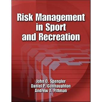 Risicomanagement in sport en recreatie door John D. Spengler - 9780736