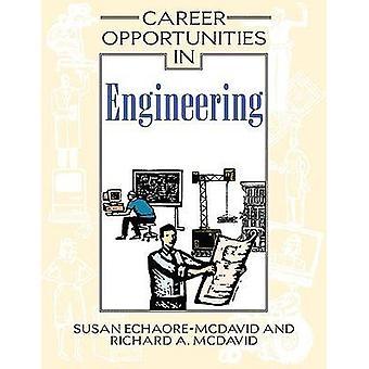 Career Opportunities in Engineering by Susan Echaore-McDavid - 978081