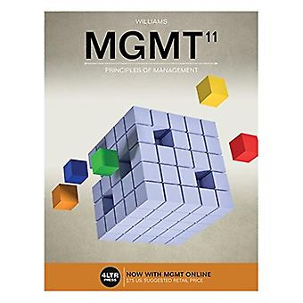 MGMT (with MindTap Printed Access Card) by Chuck Williams - 978133740
