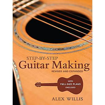 Step-by-step Guitar Making by Alex Willis - 9781861086969 Book