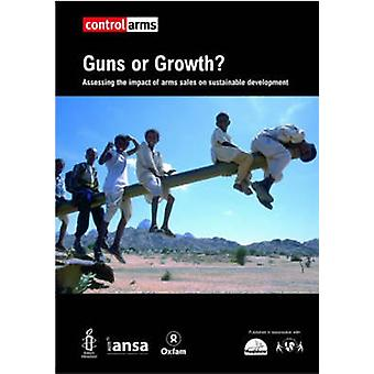 Guns or Growth? - Assessing the Impact of Arms Sales on Sustainable De