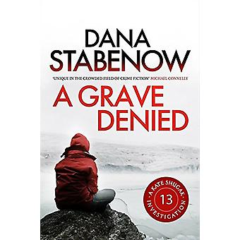 A Grave Denied by Dana Stabenow - 9781908800749 Book