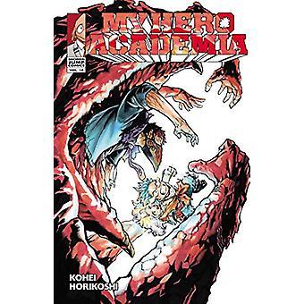 My Hero Academia - Vol. 18 by Kohei Horikoshi - 9781974704378 Book