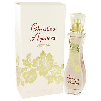 Christina Aguilera Woman Eau De Parfum Spray By Christina Aguilera 1.6 oz Eau De Parfum Spray