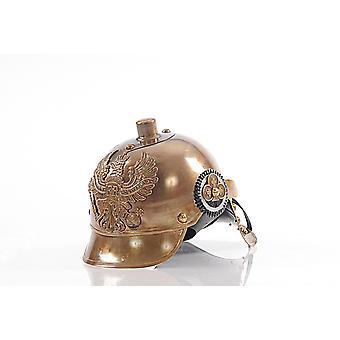 "9"" x 12.5"" x 8"" German Helmet"