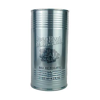 Jean Paul Gaultier Le Beau Male Eau De Toilette (Intensely Fresh) Spray 125ml/4.2oz