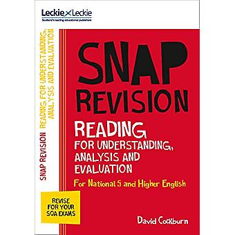 Leckie SNAP Revision - National 5/Higher English Revision - Reading fo