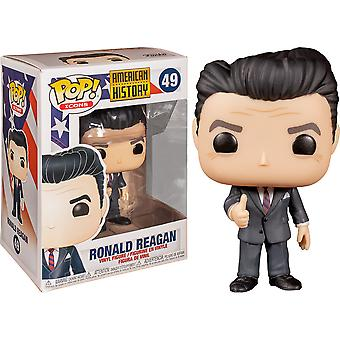Ikonen Ronald Reagan Pop! Vinyl