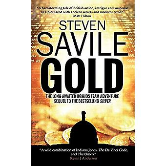 Gold by Steven Savile - 9781911390633 Book