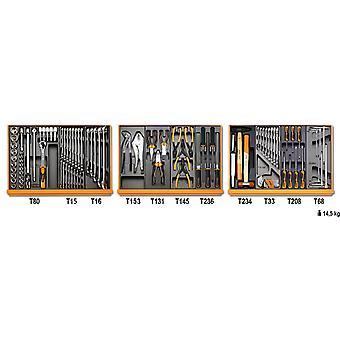 5904 VI/1T Beta sortiment af 98 værktøjer til industriel vedligeholdelse