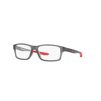 أوكلي Crosslink XS OY8002 03 ساتان رمادي نظارات الدخان