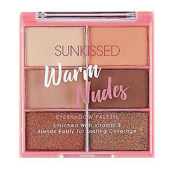 Sunkissed - Warm Nudes  - Eyeshadow Palette
