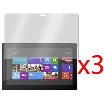 """3x Screen Protector Cover for Surface Pro 3 12"""""""