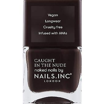 Nails inc Caught In The Nude Nail Polish Collection - Copacabana Beach 14ml