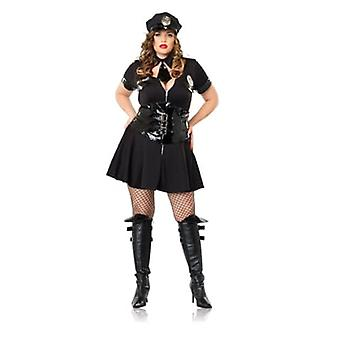 Officer Plus Size Costume for women