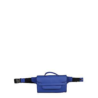 Zanellato 36279p648 Naisten's Sininen nahkapussi