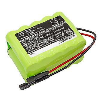 Bateria de vácuo para Shark Euro-Pro XB780N SV780N SV780_N SV760 16.8V 2000mAh