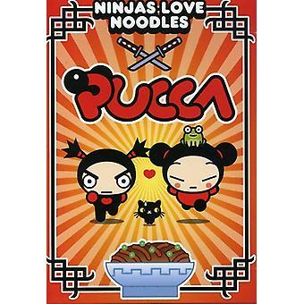 Pucca - Ninjas liefde noedels [DVD] USA importeren