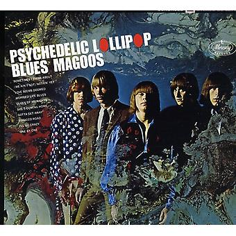 Blues Magoos - Psychedelic Lollipop [CD] USA import