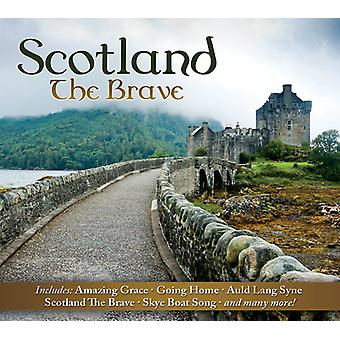 Various Artist - Scotland the Brave [CD] USA import