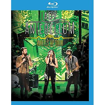 Lady Antebellum - Wheels Up Tour [Blu-ray] USA import