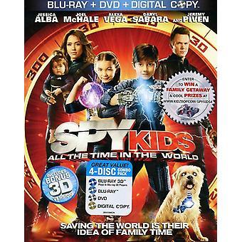 Spy Kids 4 [BLU-RAY] USA import