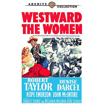 Westward the Women [DVD] USA import