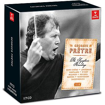 Georges Pretre - Georges Pretre: Complete Symphonic & Erato Recordings for Warner [CD] USA import