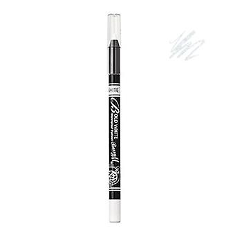 Barry M Bold Waterproof Eyeliner Pencil - White