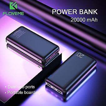 Portable Charging Power Bank 20000mah For Xiaomi Mi Power Bank