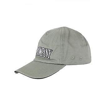 C.P. Company Undersixteen Paloma Grey Baseball Cap