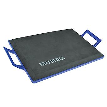 Faithfull Kneeler Board Soft Insert FAITLKNEEL
