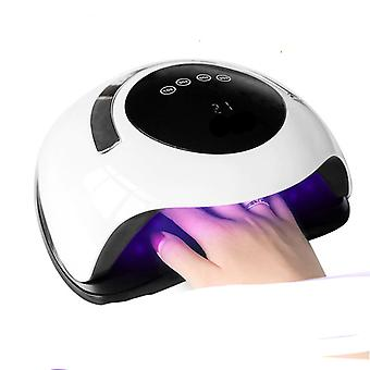 Led Uv Nail Lamp For All Gels Polish With Timer Fast Curing Nail Dryer