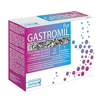 Gastromil Flat 10 packets of 5.5g