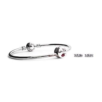 Pandora Kyss Meg Bangle Gave Sett - B800774-19