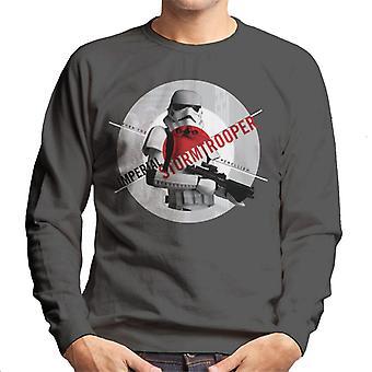 Star Wars Imperial szturmowców Crush bluza męska buntu