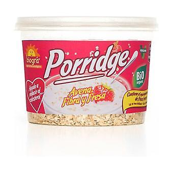 Breakfast of Organic Strawberry Oatmeal 220 g