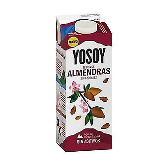 Yosoy Almonds without sugar 1 L