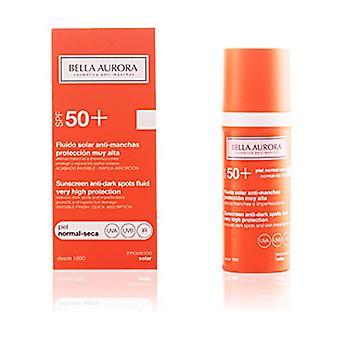 BELLA AURORA SOLAR anti-dry iholäiskät SPF50 + 50 ml