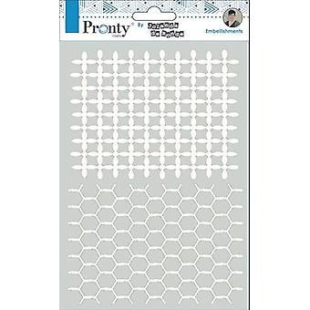 Pronty Crafts Rasters A5 Chipboard