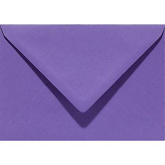 Papicolor 6X Envelope C6 114x162 mm Dark Purple