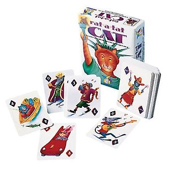 Games - Ceaco Gamewright - Rat-a-Tat Cat Kids New Toys 204
