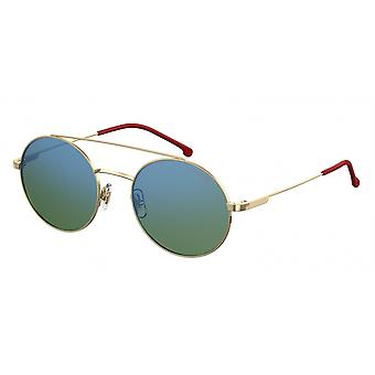 Sunglasses Unisex 2004T/S gold with green glass