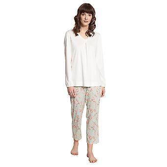 Rösch New Romance 1203606-11732 Kvinnor's Mjuka Blommor Pyjama Set