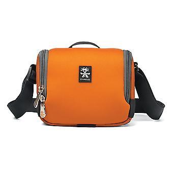 Crumpler Base Layer M Camera Cube zak verbrand oranje / antraciet