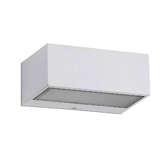 LED Esterno Wall Light Grey IP44