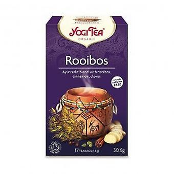 Yogi Tea - Rooibos Tea 17 Bags